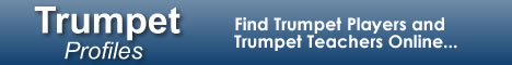 TrumpetProfiles.com - Find Trumpet Players and Trumpet Teachers Online